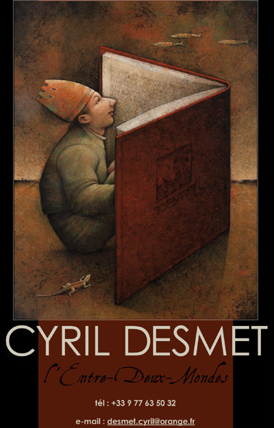 Site officiel de Cyril Desmet